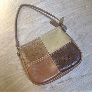 Mini Western Leather Bag